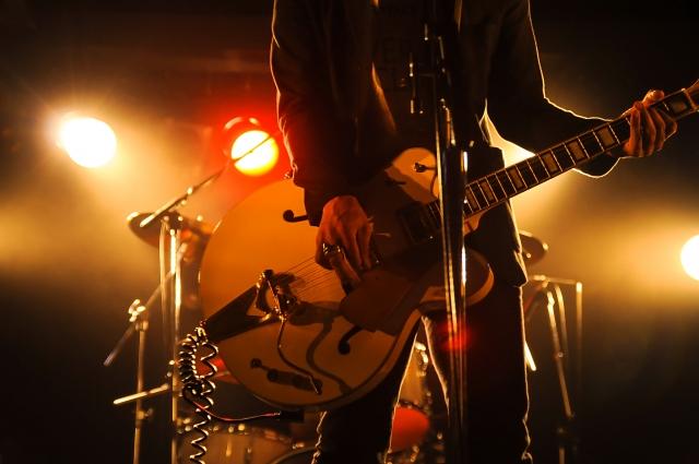 ロックバンドイメージ写真